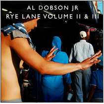 Rye Lane Volume II & III cover art