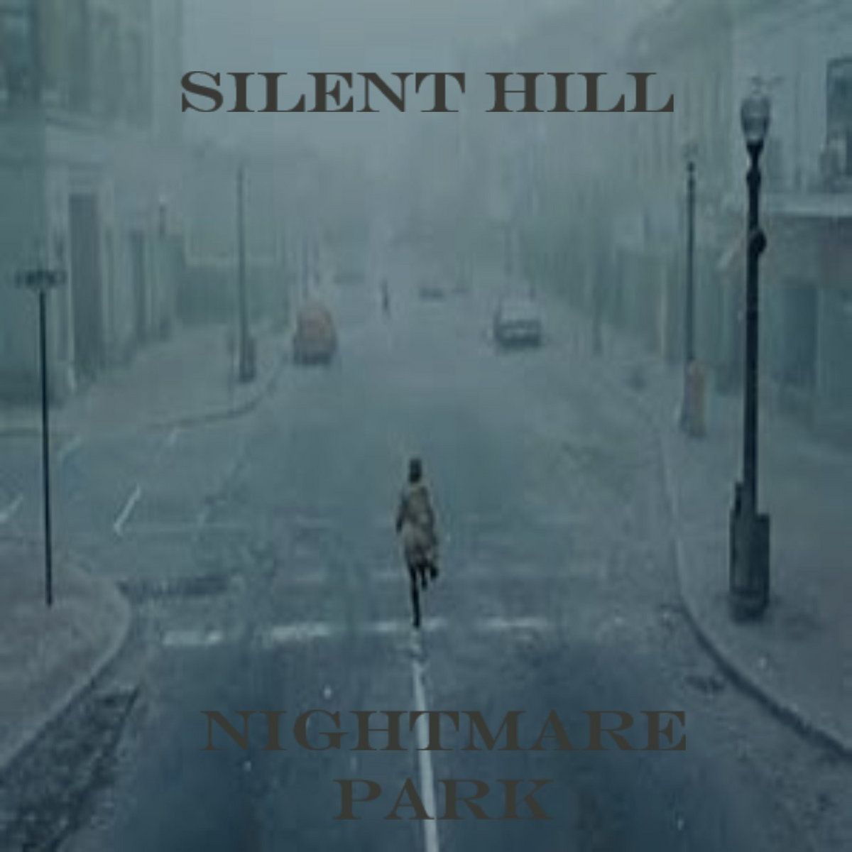 Fire Underneath The Town Of Silent Hill Nightmare Park Void