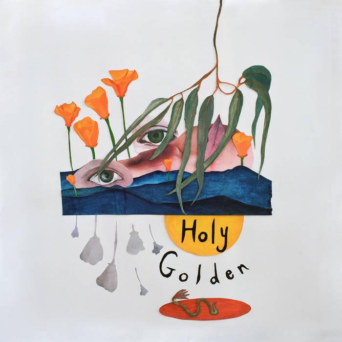 Mikayla McVey Holy Golden cover photo