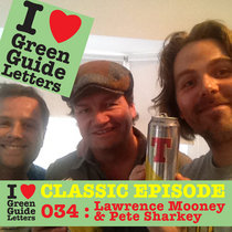 Ep 034 : Lawrence Mooney & Pete Sharkey love the 02/08/12 Letters cover art