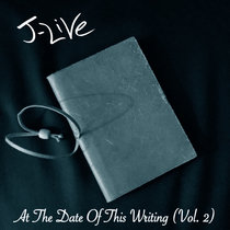 At The Date Of This Writing (Vol. 2) Instrumentals cover art