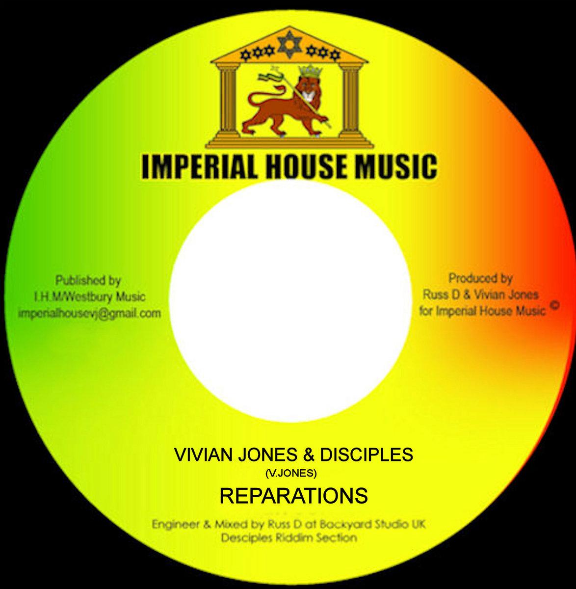 vivian jones u0026 disciples reparations free download the disciples