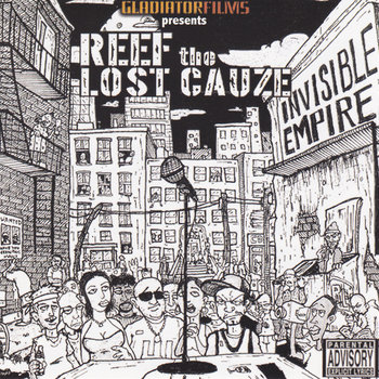 Invisible Empire by Reef The Lost Cauze