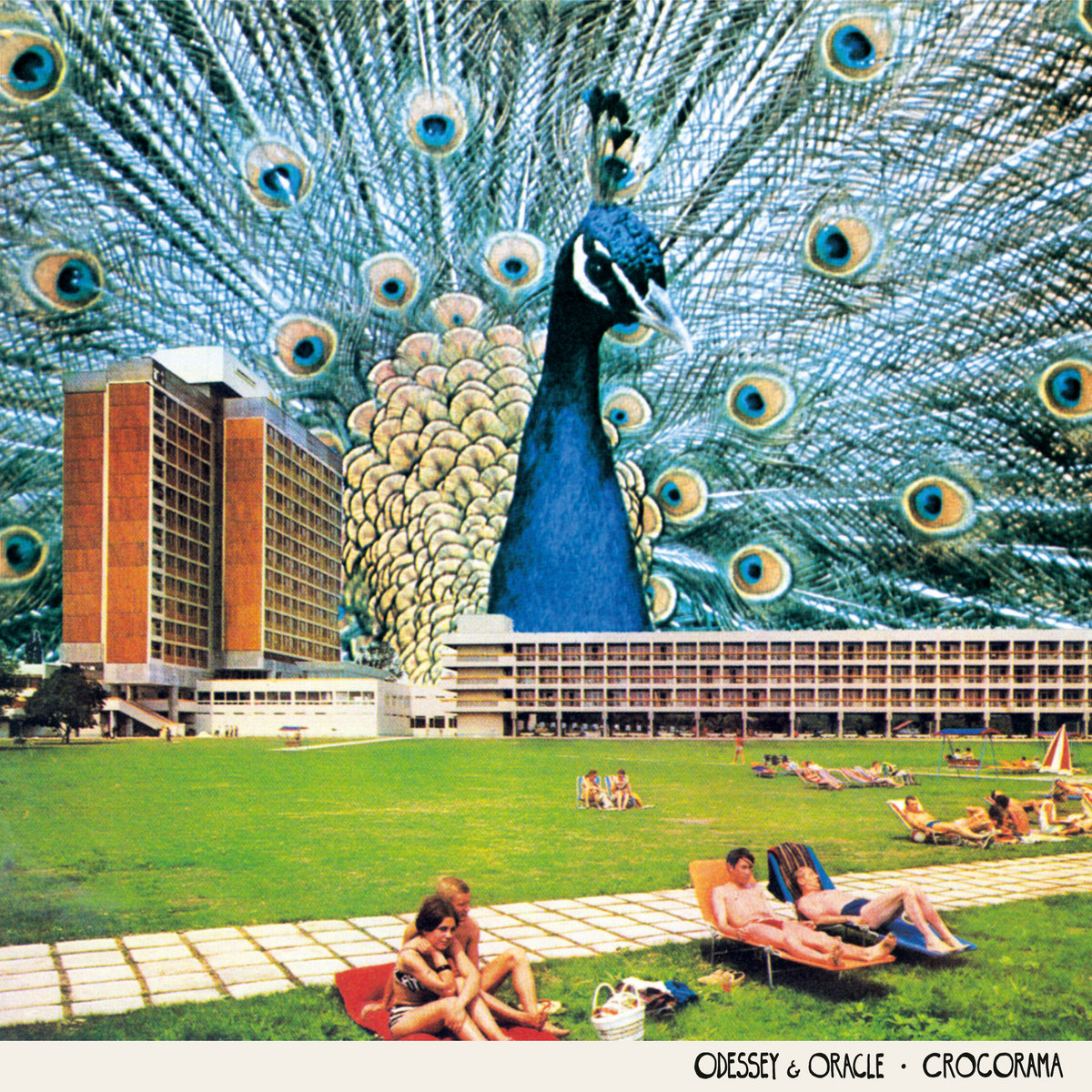 Odessey & Oracle - Crocorama