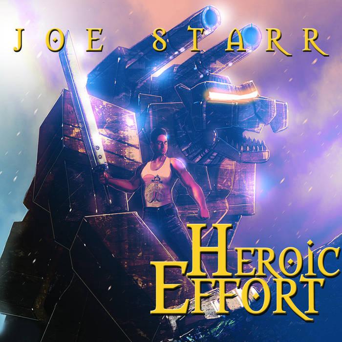 Heroic Effort cover art
