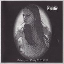 Spain Monty Antwerp Belgium 28 March 1996 cover art