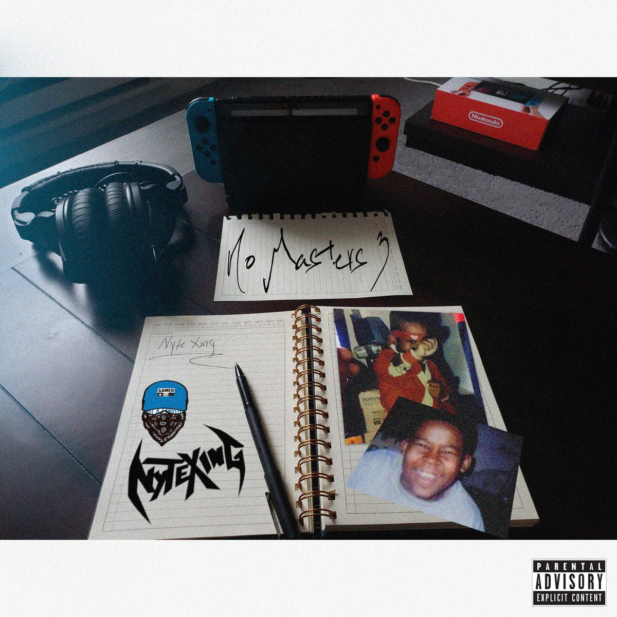 Review: GR3YS0N (F.K.A. NyteXing) – No Masters 3