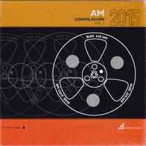 Abstrakt Muzak Compilación Vol. 2, 2015 cover art