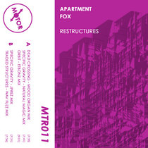 Restructures cover art