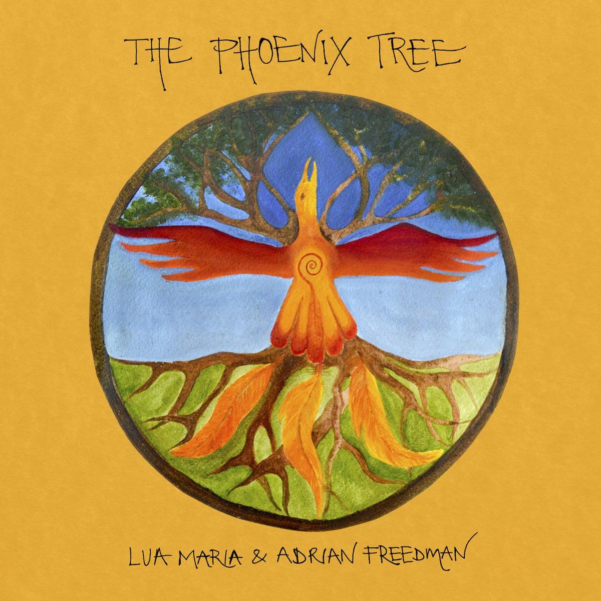 Lotus flower adrian freedman from the phoenix tree by lua maria and adrian freedman izmirmasajfo