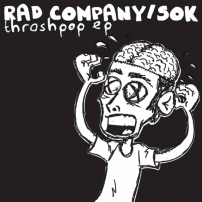 happy mothers day from rad company sok thrashpop ep by rad girlfriend records