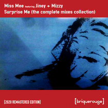 [BR030] : Miss Mee featuring Jiney & Mizzy - Surprise Me (Remixed by Llorca / Frantz Kromer / David Duriez) [2020 Remastered Version] cover art