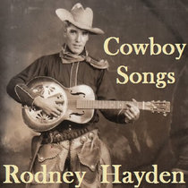 Cowboy Songs EP cover art