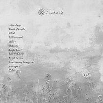Haiku 15 cover art
