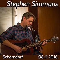 Live at Shorndorf, DE 11.6.2016 cover art
