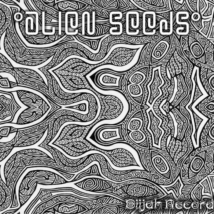 VA - Alien Seeds cover art