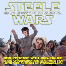 Ep 044 : Jack Druce – Comedian & Star Wars fan cover art