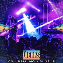 LIVE @ Rose Music Hall - Columbia, MO 01.22.19 cover art