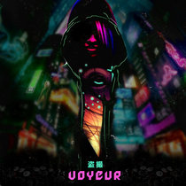 Voyeur feat. Rubi cover art