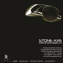 Stone Axe - Metal Damage cover art