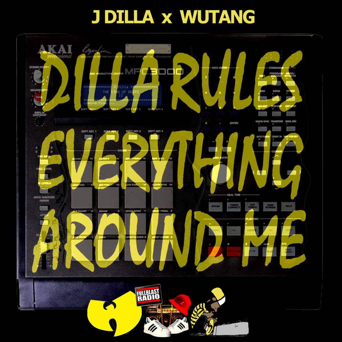 J Dilla x Wutang - Dilla Rules Everything Around Me (D R E A M