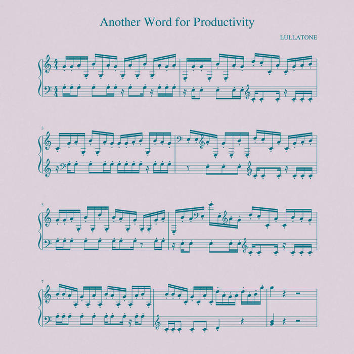 another word for productivity piano version gift given