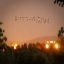 The ambient archives - June 2019 cover art
