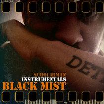 Black Mist (Instrumental EP) cover art