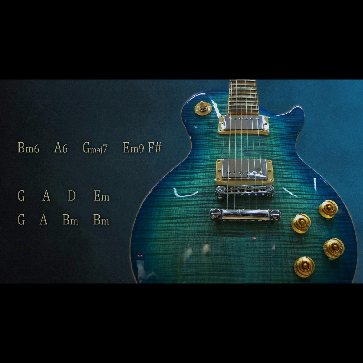 slow electric guitar ballad backing track b minor nick neblo. Black Bedroom Furniture Sets. Home Design Ideas