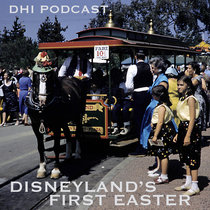 Disneyland's First Easter cover art