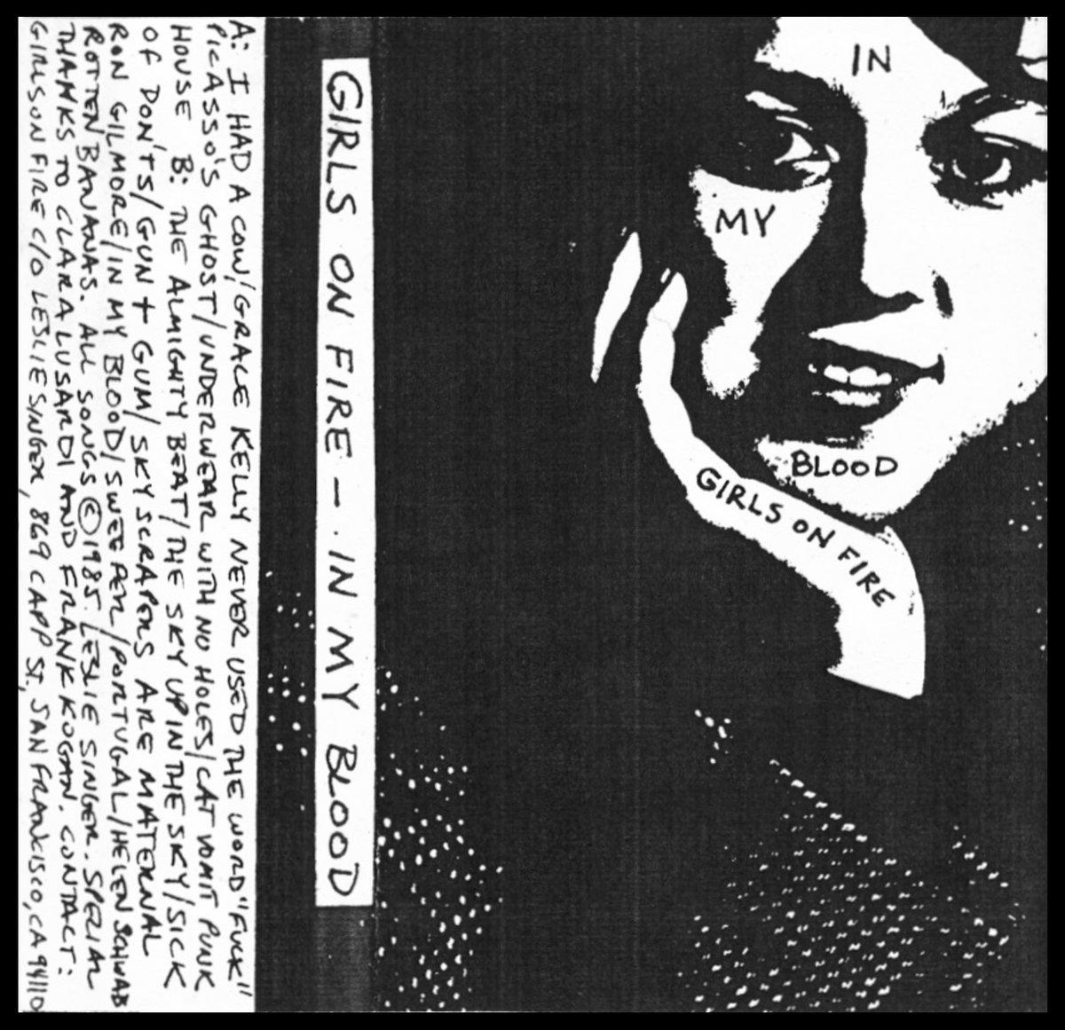 Cat Vomit Punk House | Cassette Art Classics