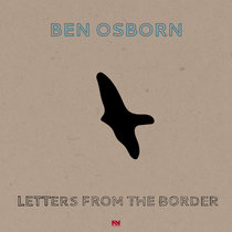 Letters from the Border cover art