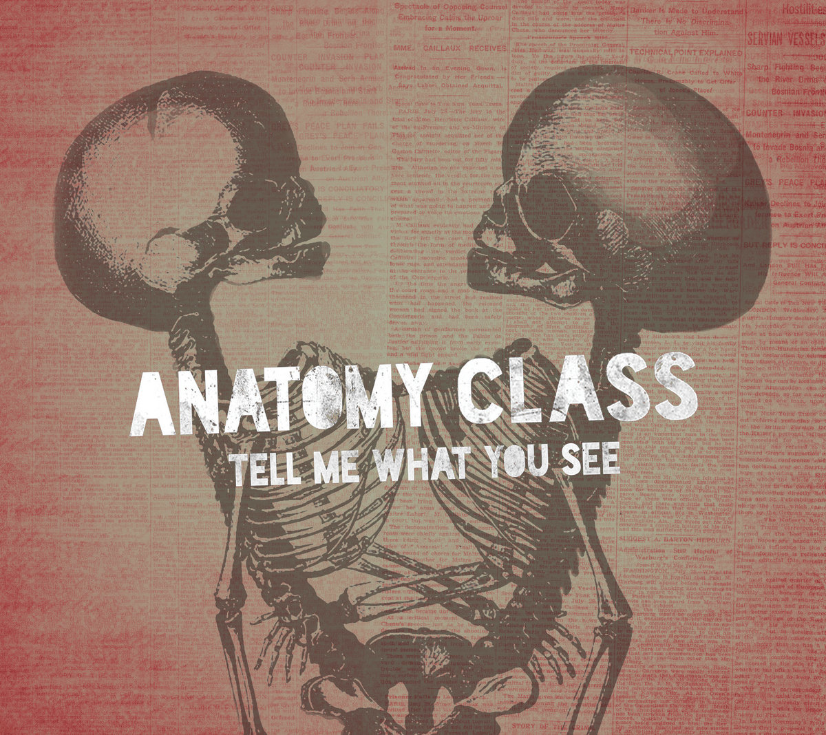 Lost & Thinking | Anatomy Class