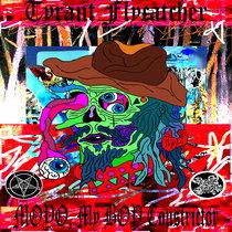 MOYO, My BOY Constrictor / Tyrant Flycatcher Split cover art