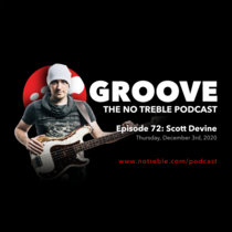 Groove – Episode #72: Scott Devine cover art