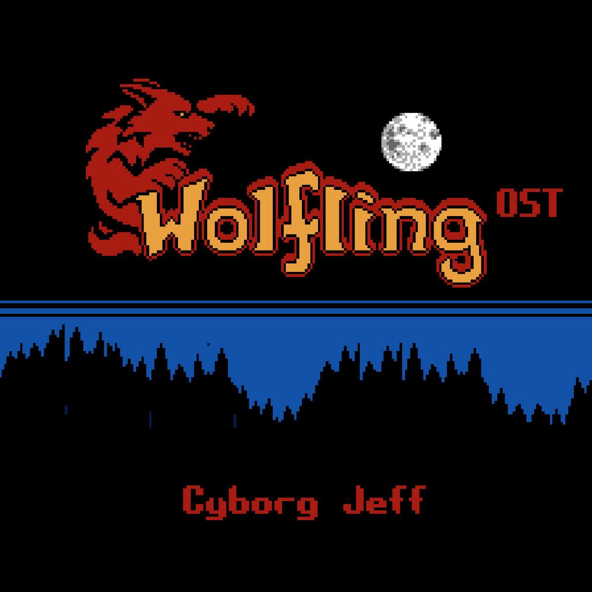 Wolfing - OST (NES - C64)   Cyborg Jeff