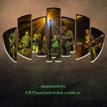 2017-08-10 Peach Music Festival, Scranton, PA cover art