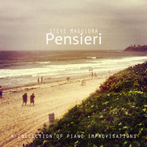 Pensieri: A Collection of Piano Improvisations cover art