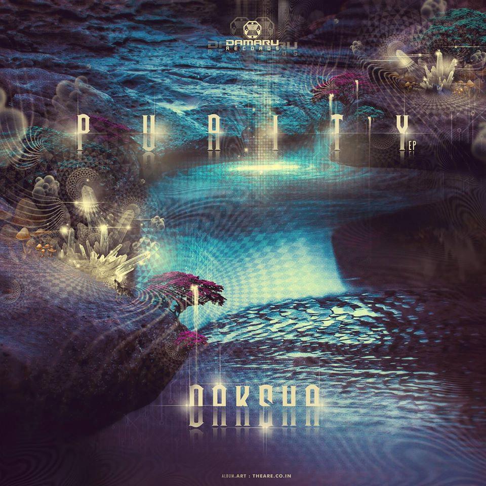 Daksha - Purity (Damaru Records - DAMEP002)   Damaru Records