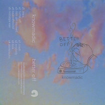 Knowmadic - Better Off cover art