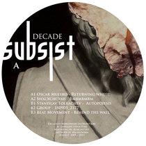 Decade / SUB-07 cover art