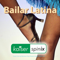 Bailar Latina cover art