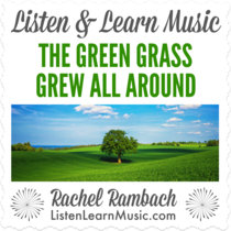 The Green Grass Grew All Around cover art