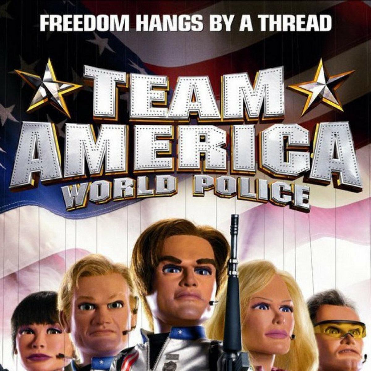 America fuck yeah movie