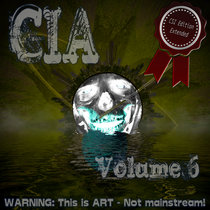 CIA Volume 6 (CSI extended version) cover art