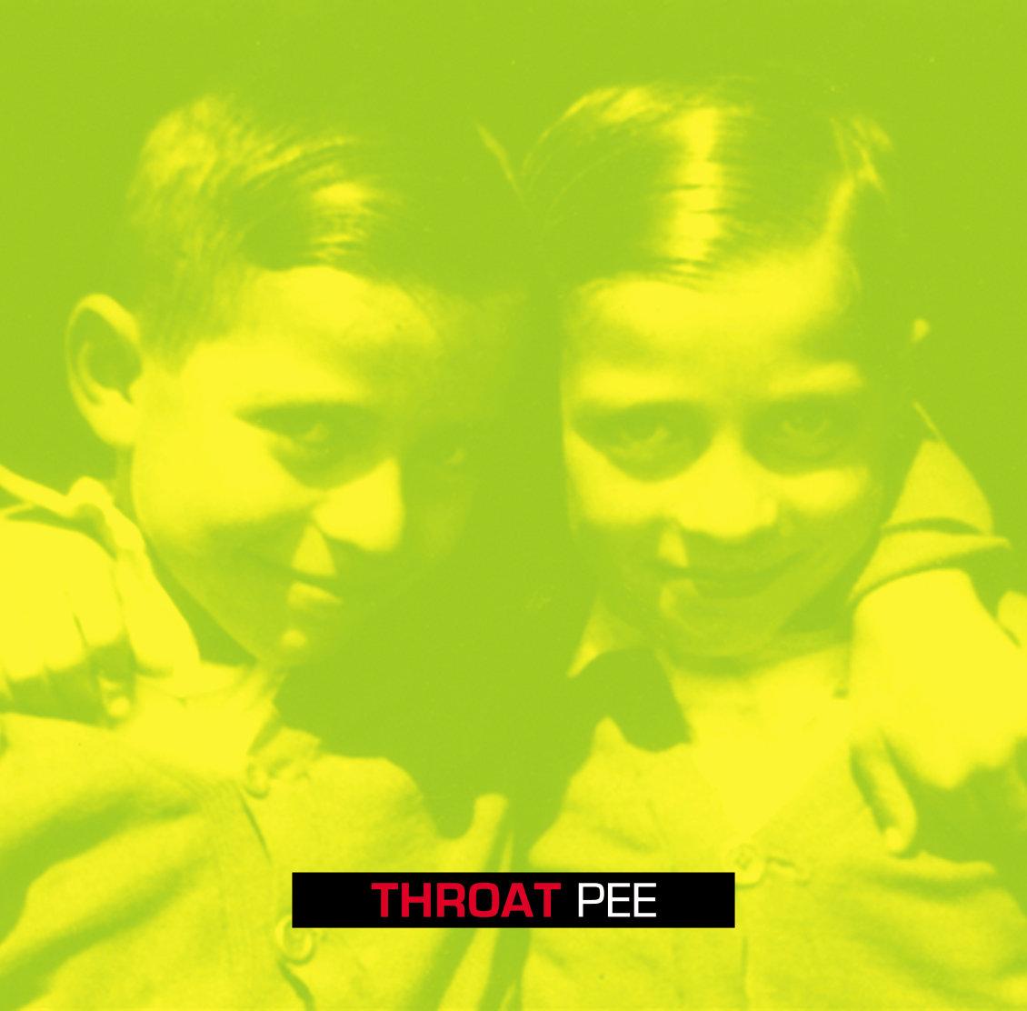 pee throat