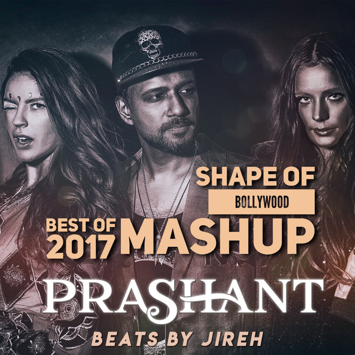 Shape of Bollywood | Best of 2017 Mashup | DJ Prashant