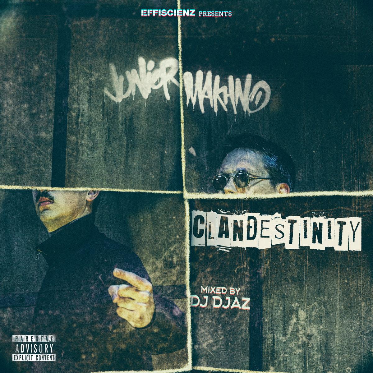 Junior Makhno – Clandestinity