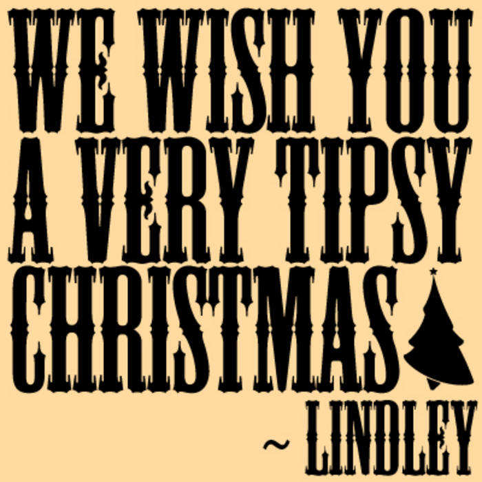 merry christmas from the family feat jordan hull by lindley ruth and her tipsy string band