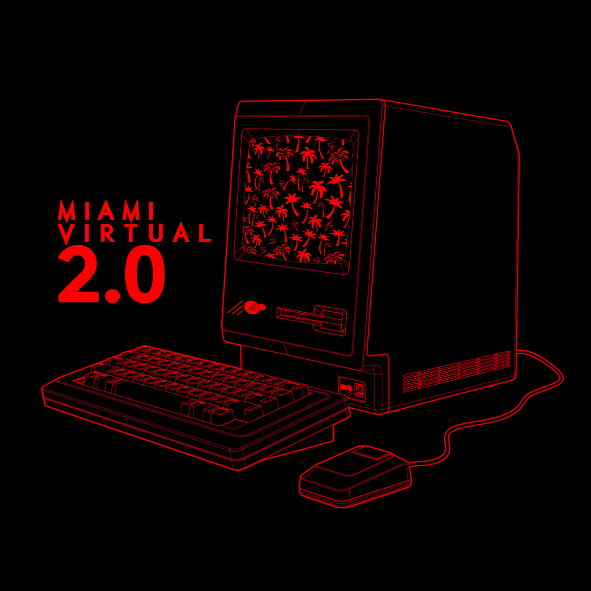 Miami Virtual 2.0 cover
